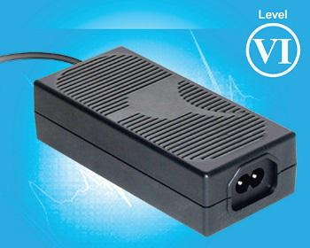Level VI Compliant GT-43105-60VV-X.X-T3 60 Watt Family of Table-top External Power Supplies / Chargers