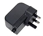 GTM86100-10VV-W2U, ITE / Medical Power Supply, Wall Plug-in, AC Adaptor Power Supply AC Adaptor, , Input Rating: 100-240V~, 50-60Hz, UK BS 1363, 2 Blade w/Dummy Ground Class II, Output Rating: 10 Watts, Power rating with convection cooling (W) , 5-5.2V in 0.1V increments, Approvals: CB 60335; UKCA; China RoHS; Double Insulation; VCCI; Level VI; RoHS; WEEE; S-Mark IEC/EN 60601-1; EAC; CB 62368; UKCA; IP22; CE;
